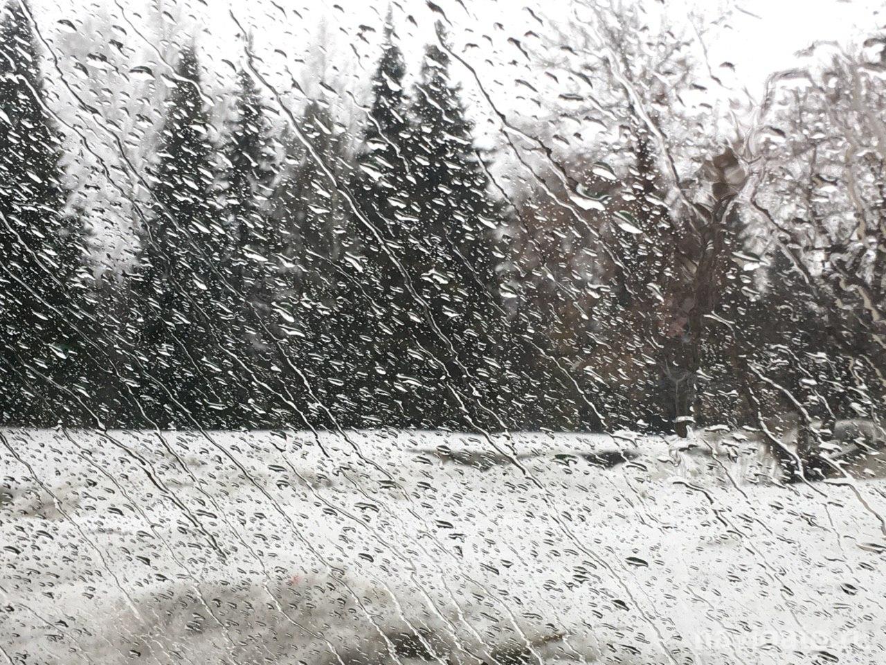 картинки про снег и дождь тот период, были